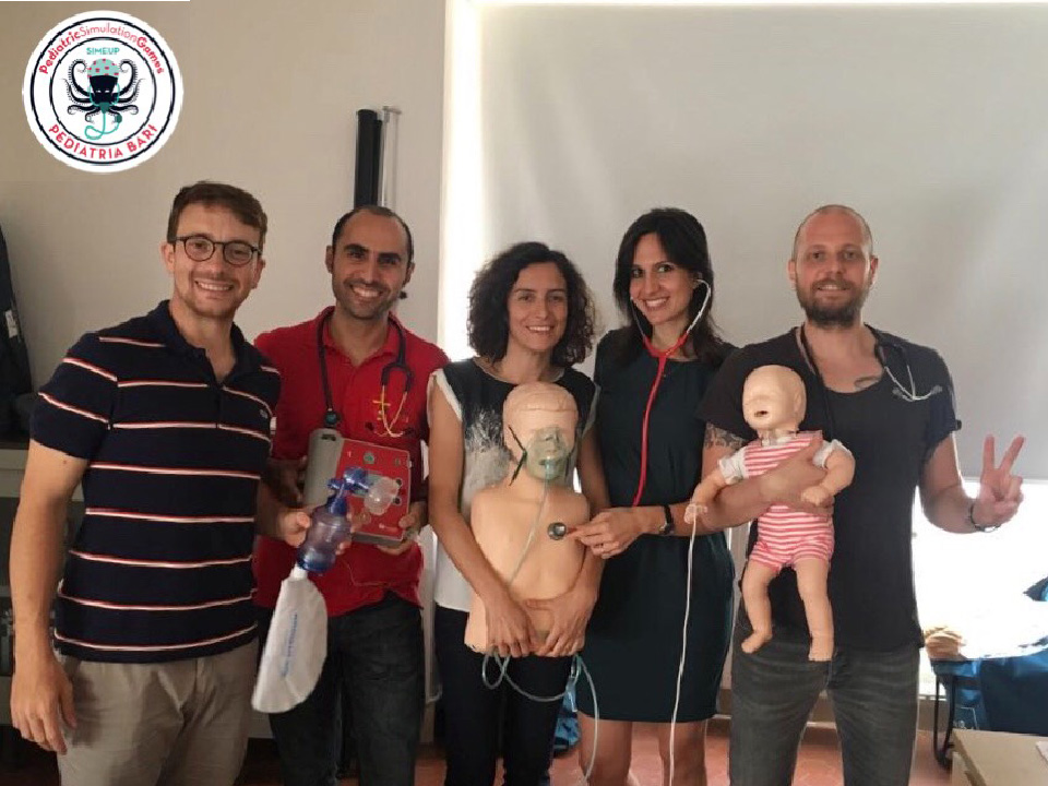 Università degli Studi di Bari - Pediatric Simulation Games
