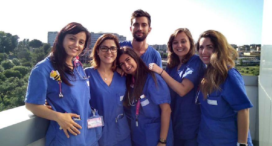 Intervista alla squadra di Cagliari - Pediatric Simulation Games