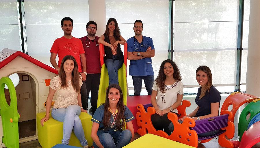 Intervista alla squadra dell'Università di Palermo