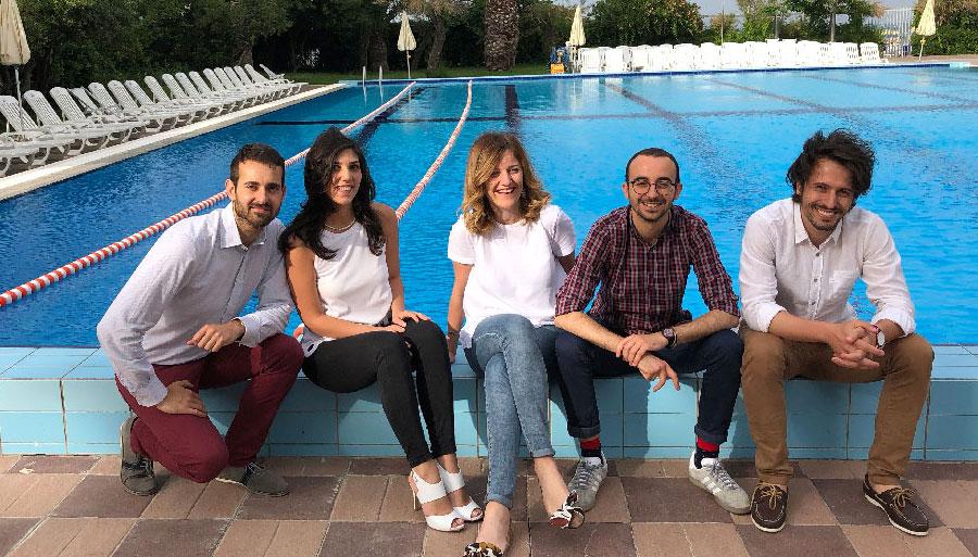 Intervista alla squadra dell'Università G. D'Annunzio di Chieti e Pescara