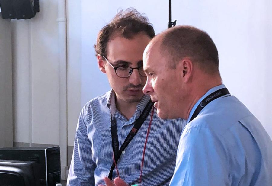 Prima dei giochi: interviste alle Squadre - Padova
