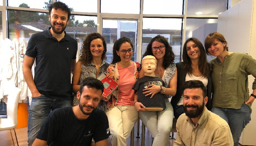 Intervista alla squadra dell'Università di Roma Tor Vergata