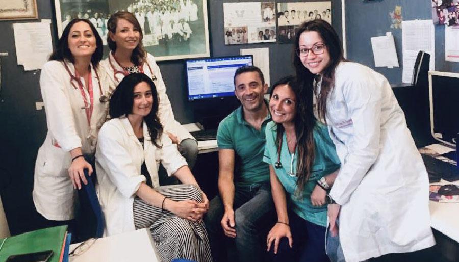 Intervista alla squadra dell'Università di Catania