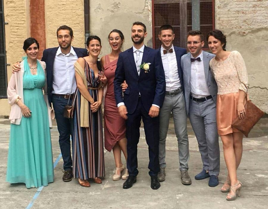 Intervista alla squadra di Ferrara 2019
