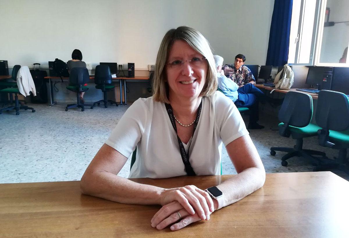 Intervista a Monica Kleinman