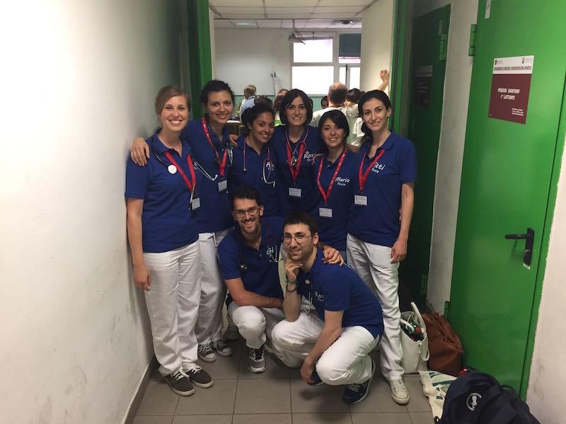 Università di Pavia PSG 2017