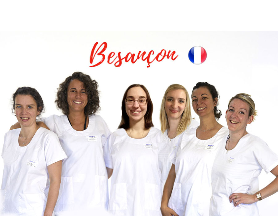 Intervista alla squadra francese di Besançon - PSG 2019