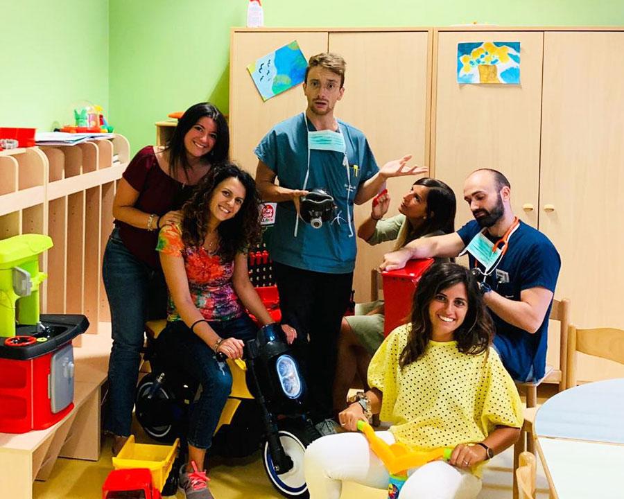 Intervista alla squadra di Bari 2019